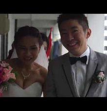 Emily and Wayne - Cinematic Wedding by BUDGET Photography/Videography (PreWedding/AD)
