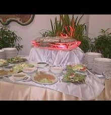 Ratri & Mark Wedding 2 by Grand Sahid Jaya Hotel