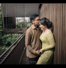 Naufal & Intan Engagement Movie by AKSA Creative