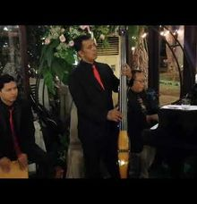 Trio Jazz by David Hartono and Friends
