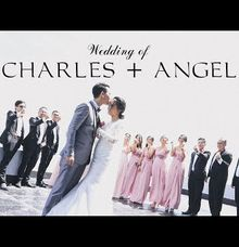 The Wedding of Charles & Angel by Digibox Studio