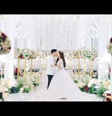 The Wedding of Renhard & Alvreda by Aniwa Pictures