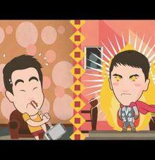 The Wedding Animation of So Eldrick and Megawati by siApy Wedding Animation