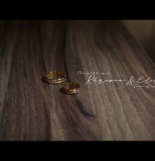 SDE - Khrisna & Elita Wedding Story by Creamyylatte Production