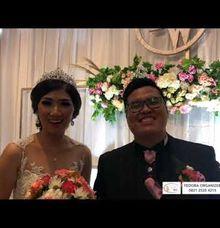 Wedding Organizer Willie & Fifi 08 Des 2020 by Fedora Organizer