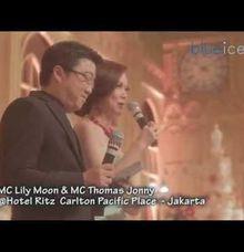 Duet MC Lily Moon and MC Thomas Jonny by Blue Ice Music