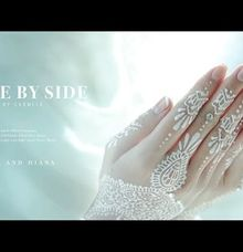 Singapore Wedding of Danial and Diana Side by Side by Mayad Studios