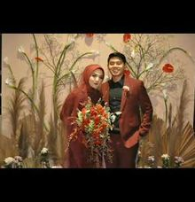 Asha and Ragil's Wedding by Picto Booth
