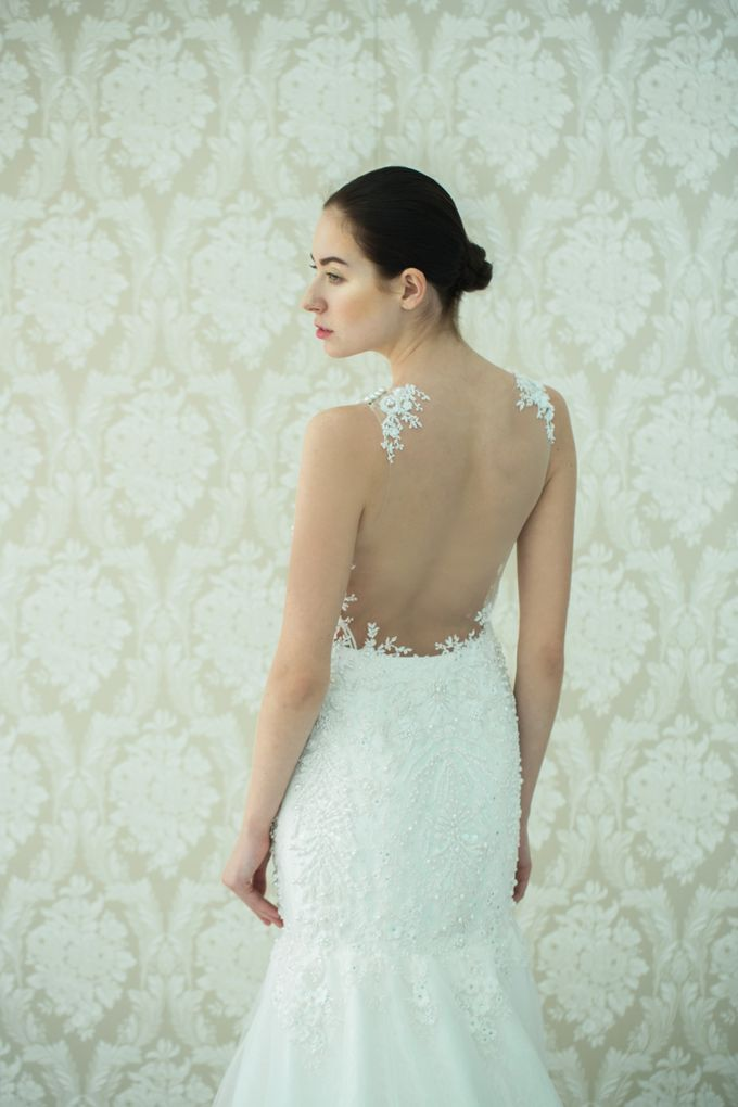 Fleur Delacour by Jessica Tjiptoning Bridestorycom