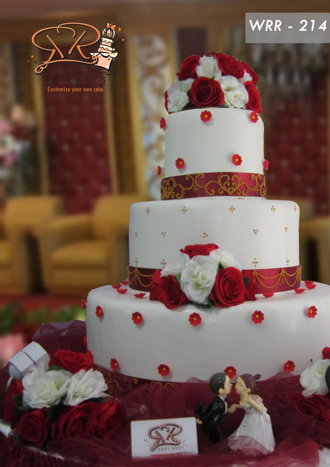 Our new collections by RR CAKES Bridestorycom