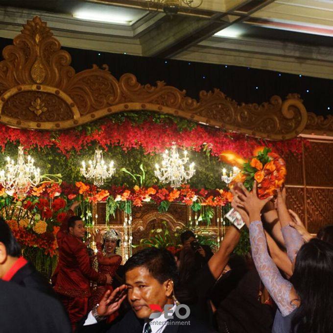Akasya catering wedding reception