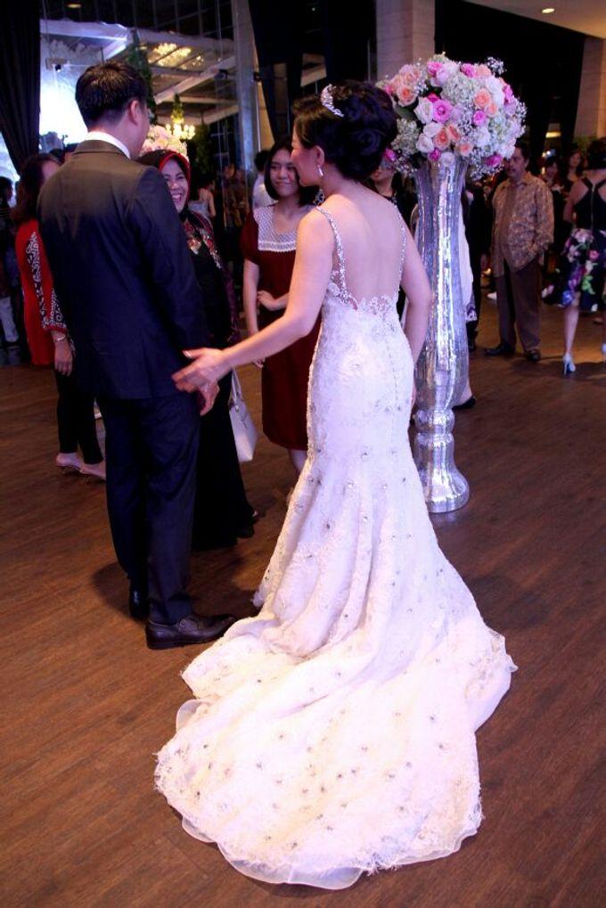 Daniel wedding dress