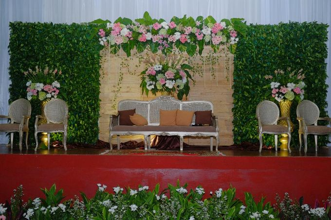 Rustic Wedding Decoration 18 November 2017 by Kalea Decoration