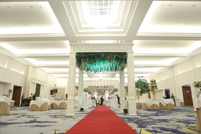 Menara bapindo wedding bands