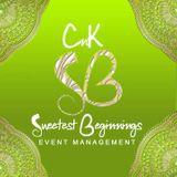 CnK Sweetest Beginnings Event Management