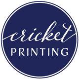 Cricket Printing