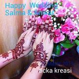 Ticka Kreasi Henna arts & make up
