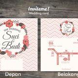 Inviteme! Wedding Card