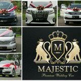 Majestic Wedding Car