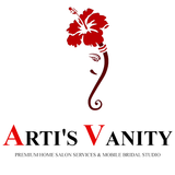 ARTI'S VANITY Premium Home Salon Services & Mobile Bridal Studio