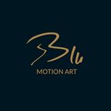 Blu Motion Art