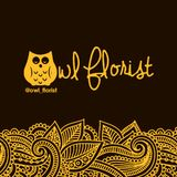 Owl Florist