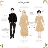 Attire Guide by Bungkus Asti