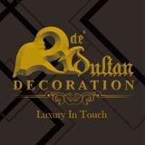 De'Sultan Decoration