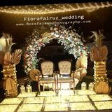 Fiora Fairuz Wedding (Faiqa Decoration)