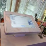 LUVI - Digital Wedding guest book