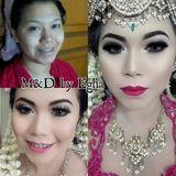 M&D make up by egha