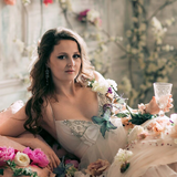 Wedding planner Oksana Bedrikova