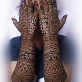 Manish Mehandi Art