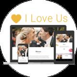 I Love Us - Wedsites