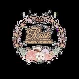 Rosé Floral Artisty