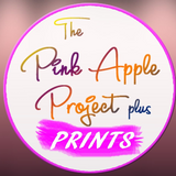 The Pink Apple Project Plus Prints