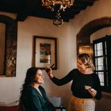 Wedding Makeup Italy Tuscany
