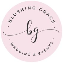 Blushing Grace Wedding and Events