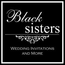 The BlackSisters Wedding Invitations and More