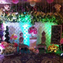 Bleubell Flowers Decoration