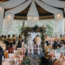 The Bali Nirvana Wedding