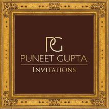 Puneet Gupta Invitations
