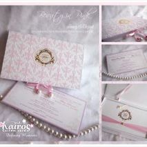 Kairos Wedding Invitation