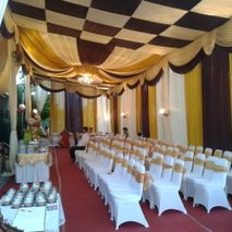 ANR TENT'S DECORATION
