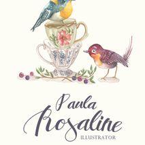 Paula Rosaline Illustration