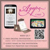 Agape Card
