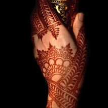 Henna Tattoos and More