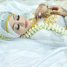 Rias Pengantin Binti Ali