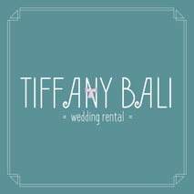 TIFFANY BALI Wedding Rentals