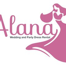 alana dress rental